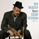 Ben Webster ベンウェブスター / Meets Oscar Peterson (180グラム重量盤レコード / Jazz Images) 【LP】