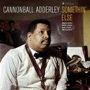 Cannonball Adderley キャノンボールアダレイ / Somethin' Else (180グラム重量盤レコード / Jazz Images) 【LP】