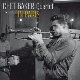 Chet Baker チェットベイカー / In Paris (180グラム重量盤レコード / Jazz Images) 【LP】