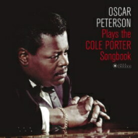 Oscar Peterson オスカーピーターソン / Plays The Cole Porter Songbook (180グラム重量盤レコード / Jazz Images) 【LP】