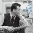 Stan Getz スタンゲッツ / And The Oscar Peterson Trio (180グラム重量盤レコード / Jazz Images) 【LP】