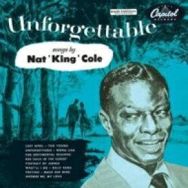 Nat King Cole ナットキングコール / Unforgettable (アナログレコード) 【LP】