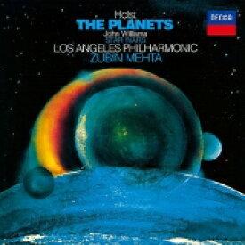 Holst ホルスト / ホルスト: 惑星、ジョン・ウィリアムズ: 『スター・ウォーズ』組曲 ズービン・メータ & ロサンジェルス・フィル 【SHM-CD】