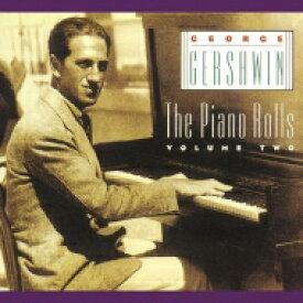 Gershwin ガーシュウィン / パーフェクト・ピアノ・ロール Vol.2〜ジョージ・ガーシュウィン 【CD】