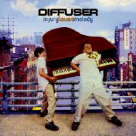 Diffuser / Injury Loves Melody 輸入盤 【CD】