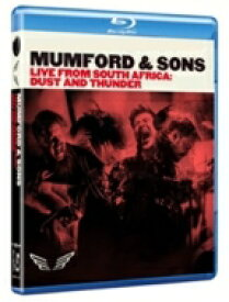 Mumford & Sons マムフォードアンドサンズ / Live In South Africa: Dust And Thunder 【BLU-RAY DISC】