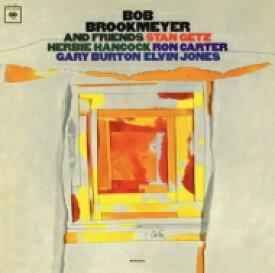 Bob Brookmeyer ボブブルックマイヤー / Bob Brookmeyer & Friends 輸入盤 【CD】