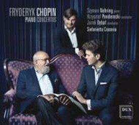 【送料無料】 Chopin ショパン / Piano Concerto, 1, 2, : Nehring(P) Penderecki / Dybal / Sinfonietta Cracovia 輸入盤 【CD】