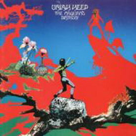 【送料無料】 Uriah Heep ユーライアヒープ / Magician's Birthday 輸入盤 【CD】