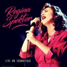 Regina Spektor レジーナスペクター / Regina Spektor Live On Soundstage 【BLU-RAY DISC】