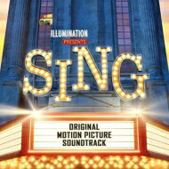 SING/シング / SING サウンドトラック (アナログレコード) 【LP】