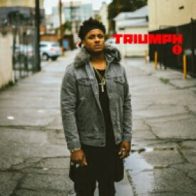 Ronald Bruner Jr. / Triumph 【CD】