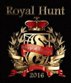 【送料無料】 Royal Hunt ロイヤルハント / Live 2016 〜25th Anniversary Tour 【BLU-RAY DISC】