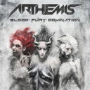 【送料無料】 Arthemis / Blood Fury Domination: 革命の狼煙 【CD】
