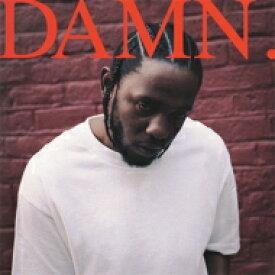 【送料無料】 Kendrick Lamar / DAMN. 【CD】