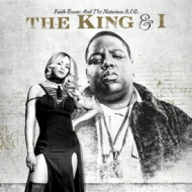 Faith Evans / Notorious Big / King & I 【CD】