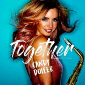 【送料無料】 Candy Dulfer キャンディダルファー / Together 【CD】
