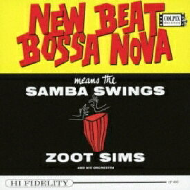 Zoot Sims ズートシムズ / New Beat Bossa Nova 【SHM-CD】