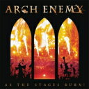 Arch Enemy アークエネミー / As The Stages Burn! 【DVD】