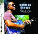 【送料無料】 Norman Brown ノーマンブラウン / Let It Go 輸入盤 【CD】