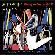 【送料無料】 Sting スティング / Bring On The Night 【SHM-CD】