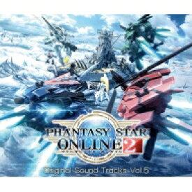 【送料無料】 ファンタシースターオンライン2 オリジナルサウンドトラック Vol.5 【CD】