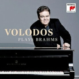 Brahms ブラームス / 『ヴォロドス・プレイズ・ブラームス〜3つの間奏曲、6つの小品、他』 アルカディ・ヴォロドス 輸入盤 【CD】