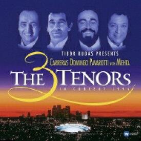 「3大テナー・イン・コンサート1994」:パヴァロッティ、ドミンゴ、カレーラス、ズービン・メータ指揮 (2枚組 / 180グラム重量盤レコード / Warner Classics) 【LP】