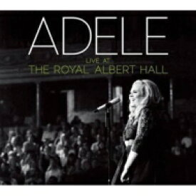 【送料無料】 Adele アデル / Live At The Royal Albert Hall (DVD+CD) 【CD】