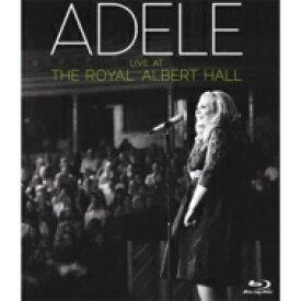 Adele アデル / Live At The Royal Albert Hall (Blu-ray+CD) 【BLU-RAY DISC】