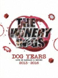 【送料無料】 The Winery Dogs / DOG YEARS 2013-2016 Live in Santiago & Beyond (Blu-ray+CD) 【BLU-RAY DISC】