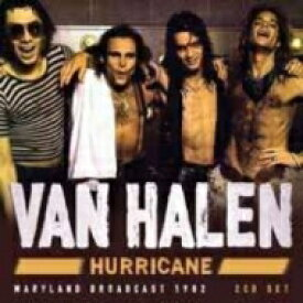 Van Halen バンヘイレン / Hurricane 輸入盤 【CD】