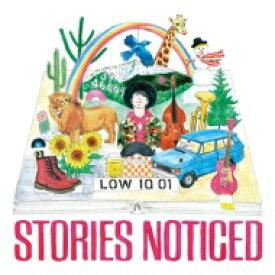 【送料無料】 Low IQ 01 ロウアイキューイチ / Stories Noticed 【CD】