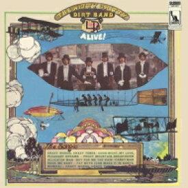 【送料無料】 Nitty Gritty Dirt Band ニッティグリッティダートバンド / Alive! 【SHM-CD】