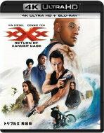 【送料無料】 トリプルX: 再起動 4K ULTRA HD+Blu-rayセット 【BLU-RAY DISC】