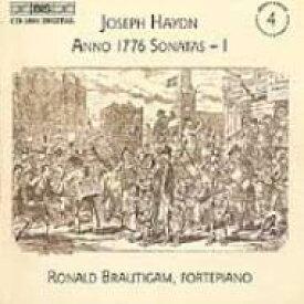 【送料無料】 Haydn ハイドン / Complete Piano Sonatas Vol.4: Brautigam(Fp) 輸入盤 【CD】