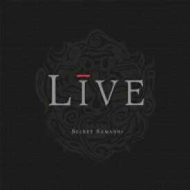 Live / Secret Samadhi (180g) 【LP】
