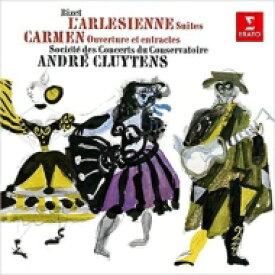 【送料無料】 Bizet ビゼー / 『アルルの女』第1組曲、第2組曲、『カルメン』組曲 アンドレ・クリュイタンス&パリ音楽院管弦楽団(シングルレイヤー) 【SACD】