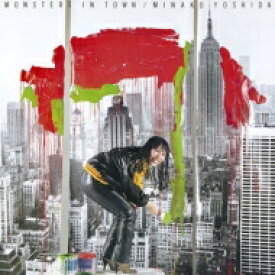 吉田美奈子 ヨシダミナコ / MONSTERS IN TOWN 【完全生産限定盤】(アナログレコード) 【LP】