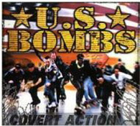 Us Bombs / Covert Action 輸入盤 【CD】