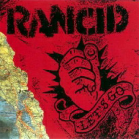 Rancid ランシド / Let's Go 【CD】