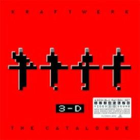 【送料無料】 Kraftwerk クラフトワーク / 3-D The Catalogue (4Blu-ray+Book) 【BLU-RAY DISC】