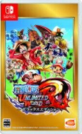 Game Soft (Nintendo Switch) / 【Nintendo Switch】ONEPIECE アンリミテッドワールドR(レッド) デラックスエディション 【GAME】