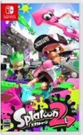 【送料無料】 Game Soft (Nintendo Switch) / Splatoon 2 【GAME】