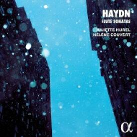 Haydn ハイドン / ハイドン:フルートとピアノのための三つのソナタ -弦楽四重奏曲による ジュリエット・ユレル(フルート)エレーヌ・クヴェール(歴史的ピアノ) 輸入盤 【CD】