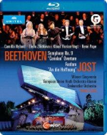Beethoven ベートーヴェン / ベートーヴェン:交響曲第9番『合唱』、ヨスト:希望に寄せて、他 佐渡 裕&トーンキュンストラー管弦楽団(日本語解説付) 【BLU-RAY DISC】
