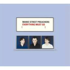 Manic Street Preachers / Everything Must Go 輸入盤 【CD】