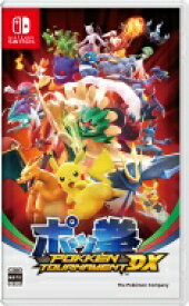 【送料無料】 Game Soft (Nintendo Switch) / ポッ拳 POKKEN TOURNAMENT DX 【GAME】