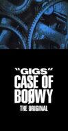 """【送料無料】 BOΦWY (BOOWY) ボウイ / """"GIGS"""" CASE OF BOφWY -THE ORIGINAL- 【完全限定盤スペシャルボックス】 (4CD+Tシャツ+ステッカー) 【CD】"""