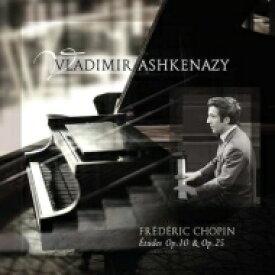 Chopin ショパン / エチュード 第10番、第25番:ヴラディーミル・アシュケナージ (ピアノ) (1959, 1960) (アナログレコード) 【LP】